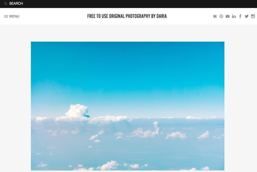 Lizenzfreie Bilder kostenlos - epicantus website