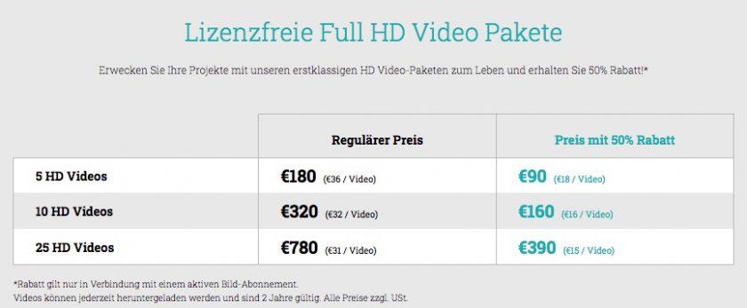 Videopreise von adpic