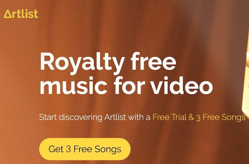Musik für Videos - fotoskaufen artlist freesongs