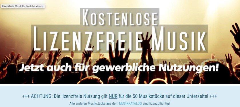 Musik für Videos - fotoskaufen terrasound musik kostenlos